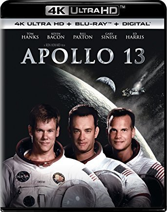 Apollo 13 [4K Ultra HD + Blu-ray]