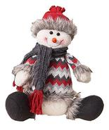 Blancho Bedding Snowman Santa Claus Deer Gift for Party, Holiday Decor C... - $26.19
