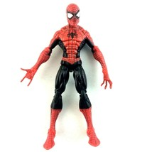 "Spider-Man Classics Red & Black Costume 6"" 2008 Hasbro Action Figure Loose - $24.70"
