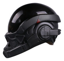 Mass Effect Andromeda Ryder N7 Cosplay Costume Helmet Mask - $64.79+