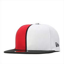 New Era Pokemon collaboration cap 59FITY BIG MOSTER BALL White / Scarlet - $95.99