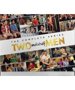 Two and a Half Men the Complete series DVD Box Set Brand New - $67.95