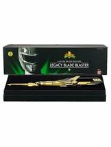 Power Rangers SDCC 2016 Exclusive Bandai Legacy Blade Blaster (Black & Gold) - $430.53