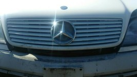 1994-197 MERCEDES W140 S500 2 DOOR COUPE FRONT RADIATOR GRILLE GRILL WHITE - $296.95