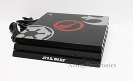 Sony PlayStation 4 PS4 Pro CUH-7115B Star Wars Battlefront II 1TB Console  - $309.99