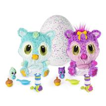 Hatchimals, HatchiBabies Chipadee, Hatching Egg with Interactive Toy Pet... - $67.49