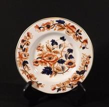 "WEDGWOOD WINDERMERE ORANGE & BLUE 9 7/8"" DINNER PLATE-4 AVAILABLE - $43.96"