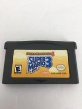 Super Mario Advance 4: Super Mario Bros 3 Nintendo Game Boy Advance 2003 - $17.59
