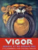 Vigor Advertisement Decorative Poster. Graphic Art Design. Home Design. 3809 - $11.30+