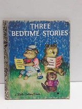 Three Bedtime Stories by Golden Books - $5.93