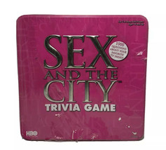 New and Sealed HBO Sex And The City Trivia Game Cardinal 2004 - $14.95