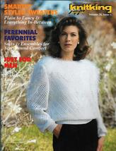KnitKing Vol 28 No 1 1994 Magazine Machine Knit Patterns Articles & More... - $5.99