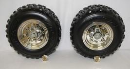 Unbrand WMASP102100CE Set Of 2 Wheels Raptor ATV 12 Volt Battery Powered... - $68.99