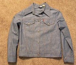 Vintage 1970's Women's Levi Snap Shirt/Jacket, Size Small - $75.00