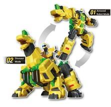 Miniforce Chio Max Transformation Action Figure Super Dinosaur Power Part 2 Toy image 2