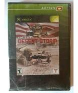 Conflict: Desert Storm (Microsoft Xbox, 2002) W/Case - $9.90