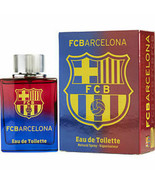 Fc Barcelona Edt Spray 3.4 Oz (packaging May Vary) For Men - $25.05