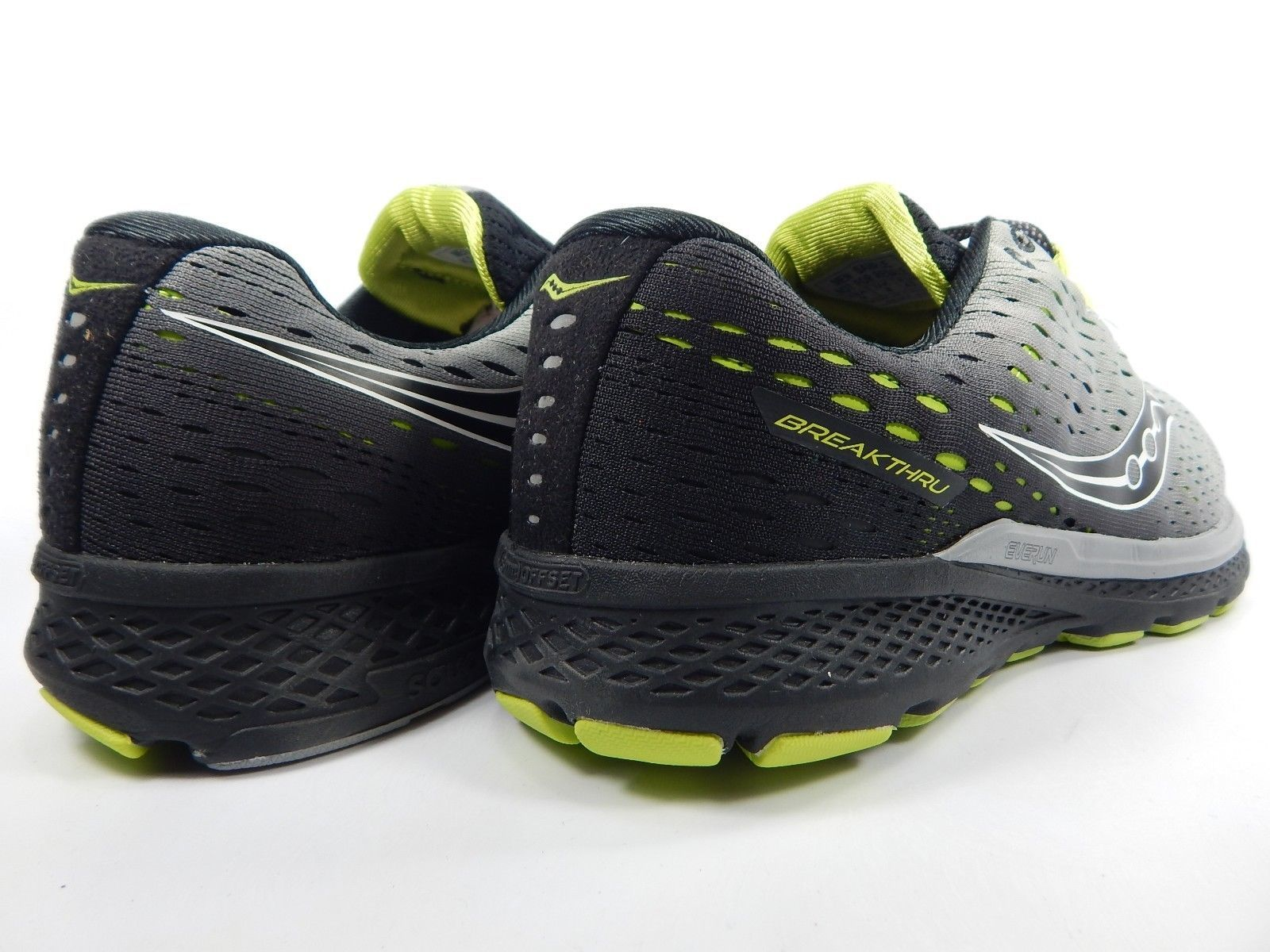 1ed41b816794 Saucony Breakthru 3 Men s Running Shoes Size US 9 M (D) EU 42.5 Grey