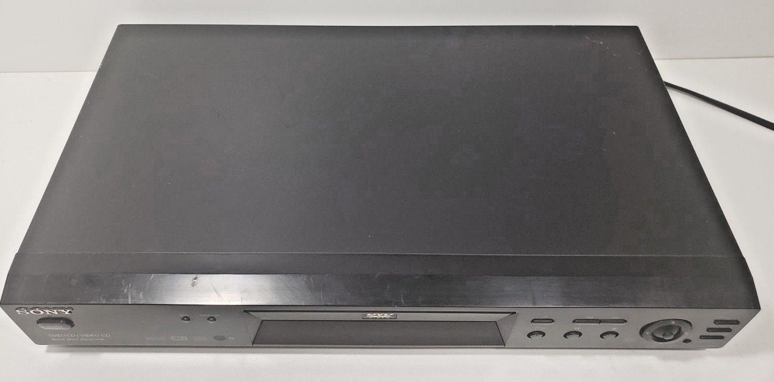 Sony DVP-NS300 CD/DVD/Video CD Player.. Tested with Remote image 5