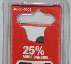 Milwaukee 48005302 Sawzall Blade Carbide Teeth Nail Thick Metal image 5