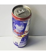 Red Bull Limited Edition Lexi Thompson 12oz Can. One Full Collectors Can - $12.99