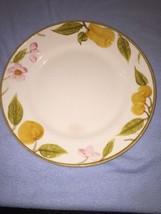 "Crest-Stone Laguna Round Serving Platter Tray Dish 12"" EUC - $9.89"