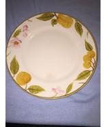 "Crest-Stone Laguna Round Serving Platter Tray Dish 12"" EUC - $9.99"