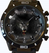 Wolf Fury New Gt Series Sports Unisex Gift Watch - $34.99
