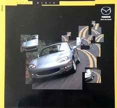 2000 Mazda MX-5 MIATA brochure catalog US 00 LS - $10.00
