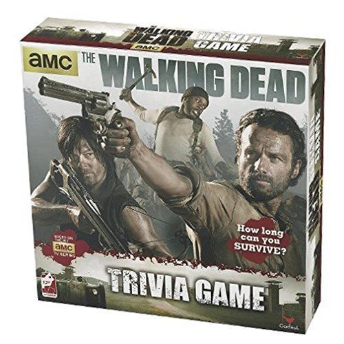 The Walking Dead Trivia Board Game [Brybelly] AMC TV Show Game