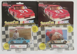 Racing Champions 1:64 Nascar Diecast Cars MIB - $11.99