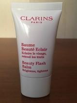 BUNDLE Lot 12 Clarins Beauty Flash Balm .5oz Travel Anti-Aging Make Up Primer - $28.70