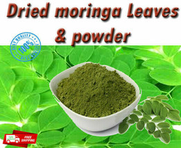 100% Organic Dried Moringa Oleifera Leaf Leaves/Powder Fresh from ceylon... - $8.98+