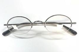 Oliver Peoples Alcott S  Eyeglasses Silver Frame 42mm  - $108.89