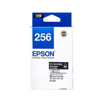 Photo Black Ink - Epson 256 Ink Cartridge (for XP-701/XP-801/XP-821) - $35.99