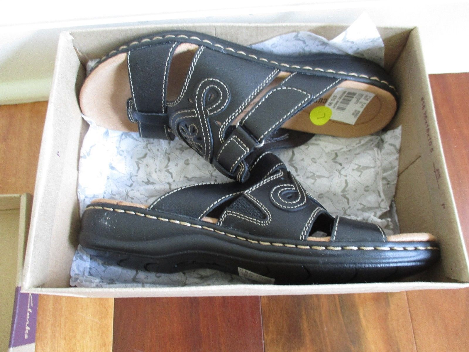 fde9cf9c95f9 BNIB BNWOB Clarks Leisa women s slide and 50 similar items
