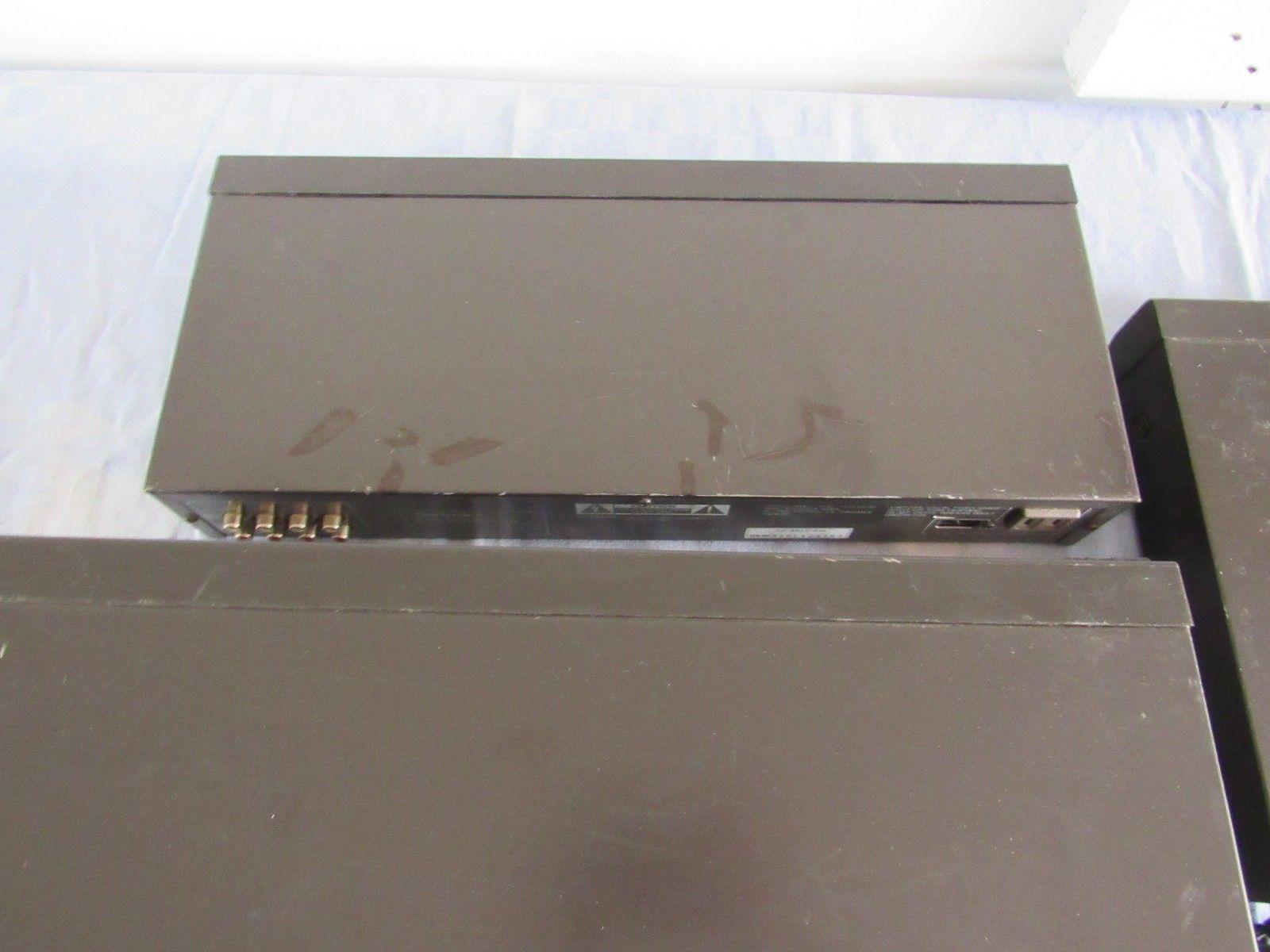 Vtg Technics Stereo System Set ST K55 RS TR170 SH8017 Cassette Tuner Eqaulizer
