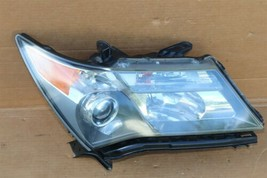 07-09 Acura MDX XENON HID Headlight Lamp Passenger Right RH - POLISHED image 1