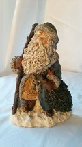 "June McKenna 1994 ""Bringing Home Christmas"" Santa Figurine - $16.83"