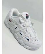 Men's Fila White Fashion Sneakers - $69.00