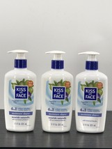 3 Kiss My Face Moisture Shave Fragrance Free-  11 oz. - $35.59