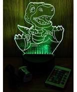 DANNTARA Multi-Color Night Light with Remote Control and Wall Plug Inclu... - $19.59