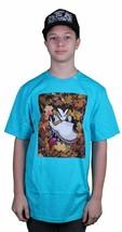 LRG Tyke Witnes Saigon Unnatural Palette Wolf California Street Art T-Shirt NWT