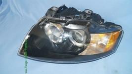 03-06 Audi A4 Cabrio Convertible XENON HID Headlight Driver Left Side LH image 2