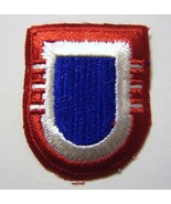 82nd AIRBORNE DIVISION 3rd BATTALION AIRBORNE BERET FLASH  U.S. ARMY - F... - $3.00