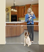 "Dreambaby Xtra Wide Broadway Gro Gate 30""-53"""