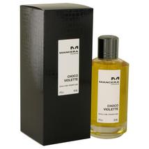 Mancera Choco Violette Eau De Parfum Spray (unisex) 4 Oz For Women  - $128.44