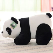 1pcs 18 70cm Panda Plush Toy Cute Panda Stuffed Soft Doll Baby Kids Toy Gift For image 3