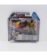 Mattel Jurassic World Fallen Kingdom Mercenary & Ankylosaurus Action Figure - $9.50