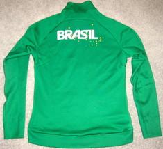 NIKE N12 COUNTRY BRASIL Men's Track Jacket $150 S 466404 BRAZIL OLYMPICS RIO - $126.23